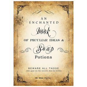 An Enchanted Book of Peculiar Ideas and Soap Potions E-Book