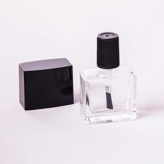 Rectangular Nail Polish Bottle - 1 Bottle