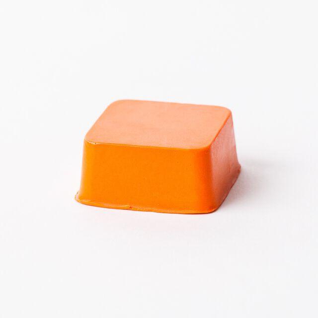 Perfect Orange Color Block - 1 Block