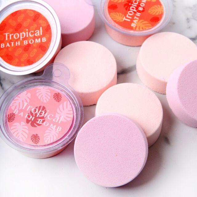 Tropical Bath Bomb Kit
