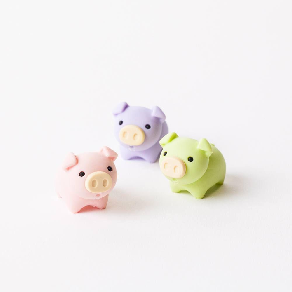 Pig Eraser