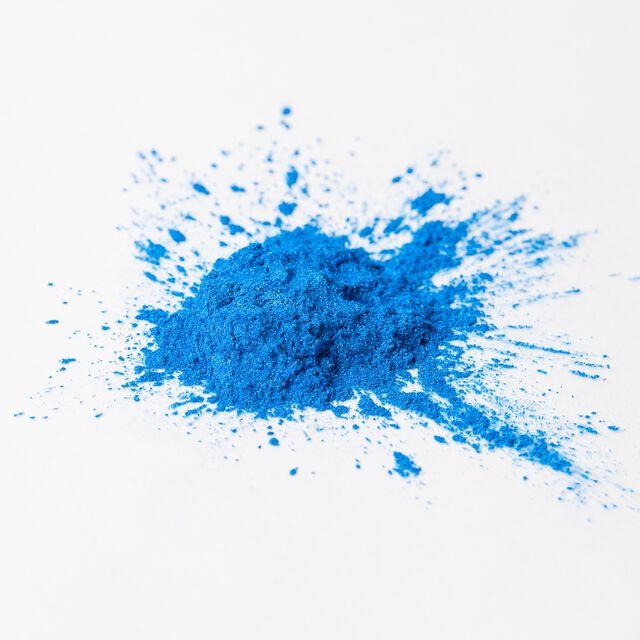 Caribbean Blue Mica