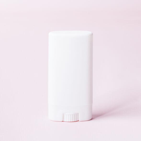 Mini Deodorant Tube - White