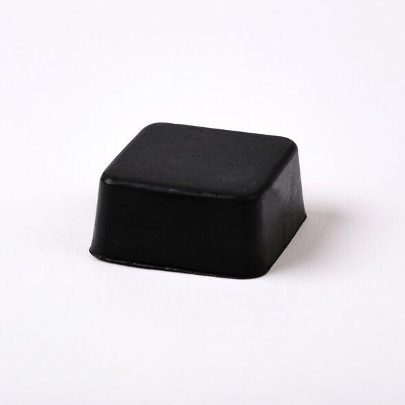 Charcoal Color Block - 1 Block