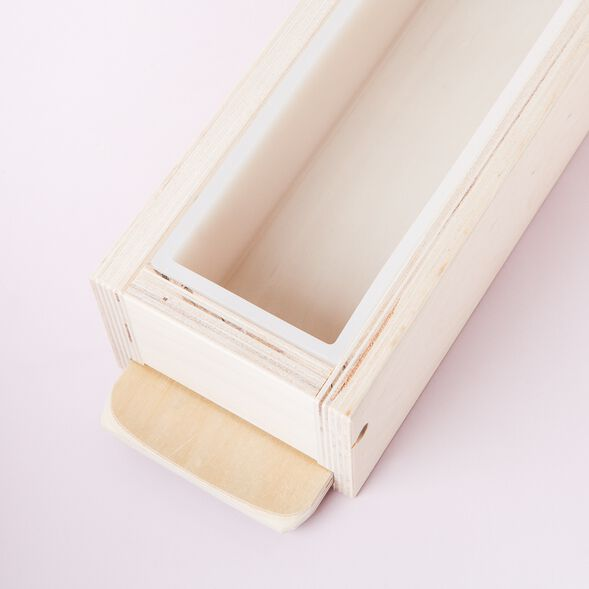 Silicone Liner for 5 lb Wood Mold
