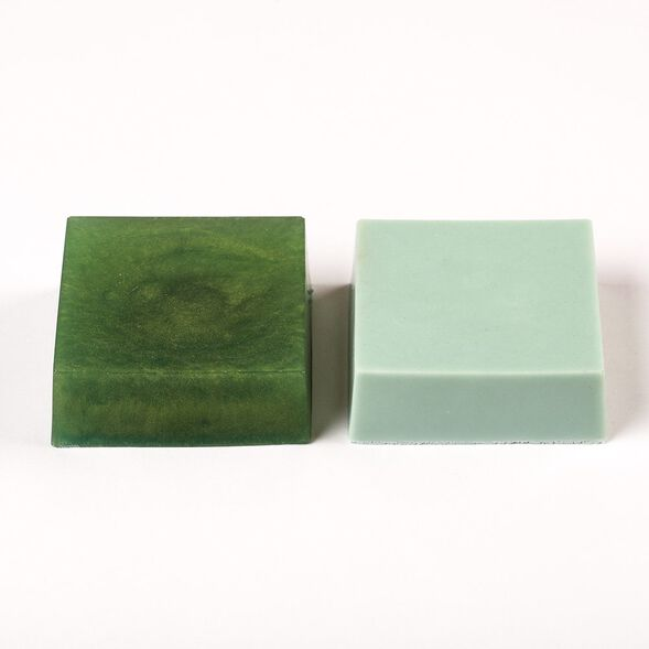 Evergreen Color Block - 1 Block