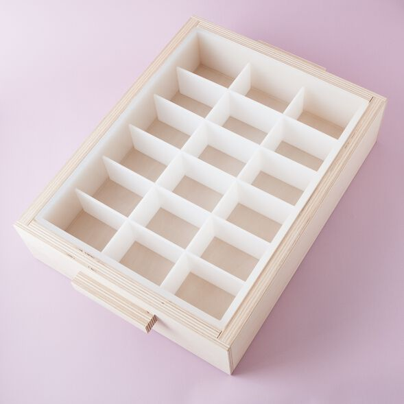 Silicone Liner for 18 Bar Mold