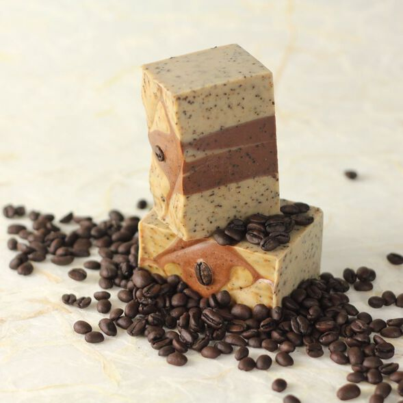 Espresso Shot Cold Process Soap Project