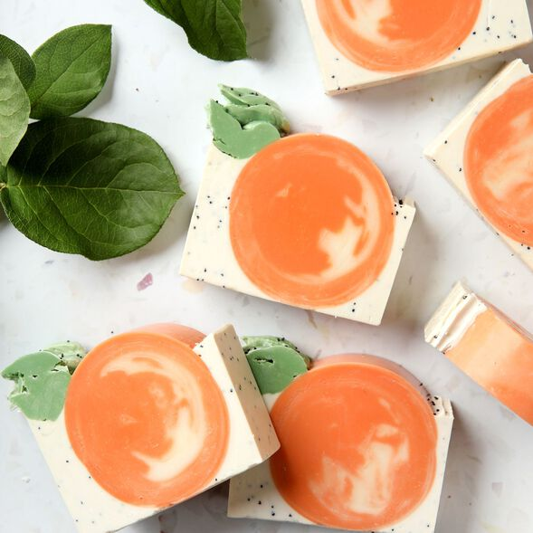 Orange Grove Soap Project