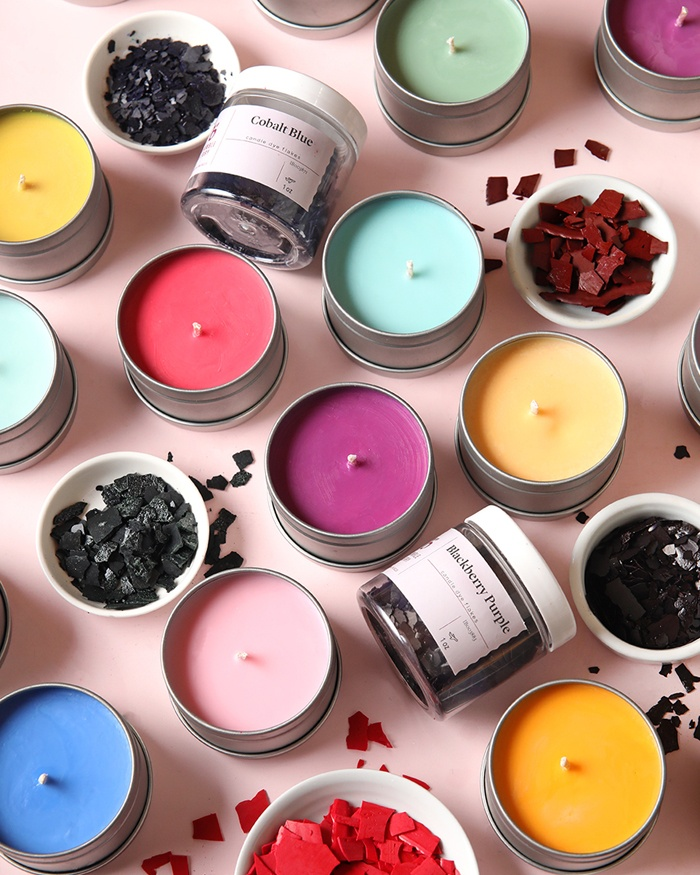 How to Color Candles | Bramble Berry