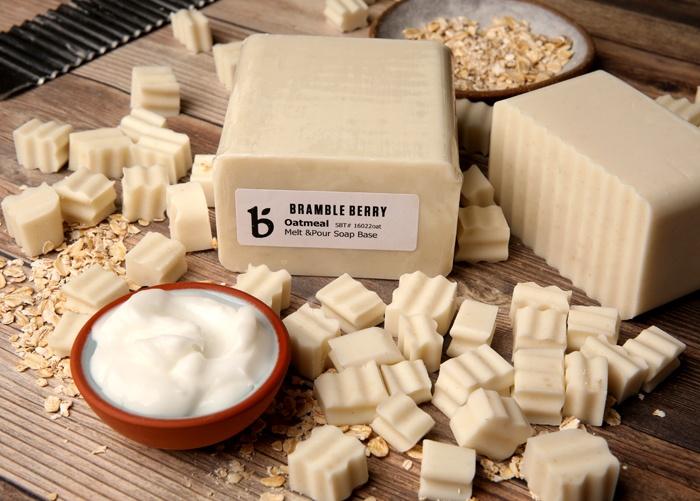 Farmhouse Collection melt and pour soap