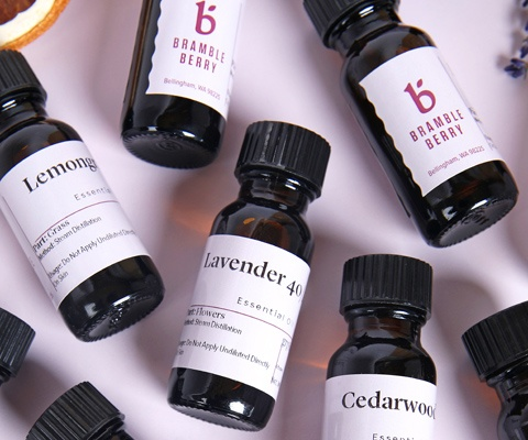 trial size bottles of essential oils