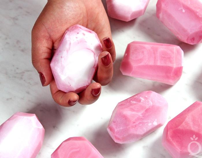 rose quarts melt and pour soap