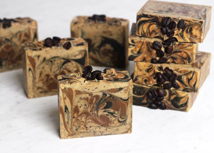coffee soap | bramble berry