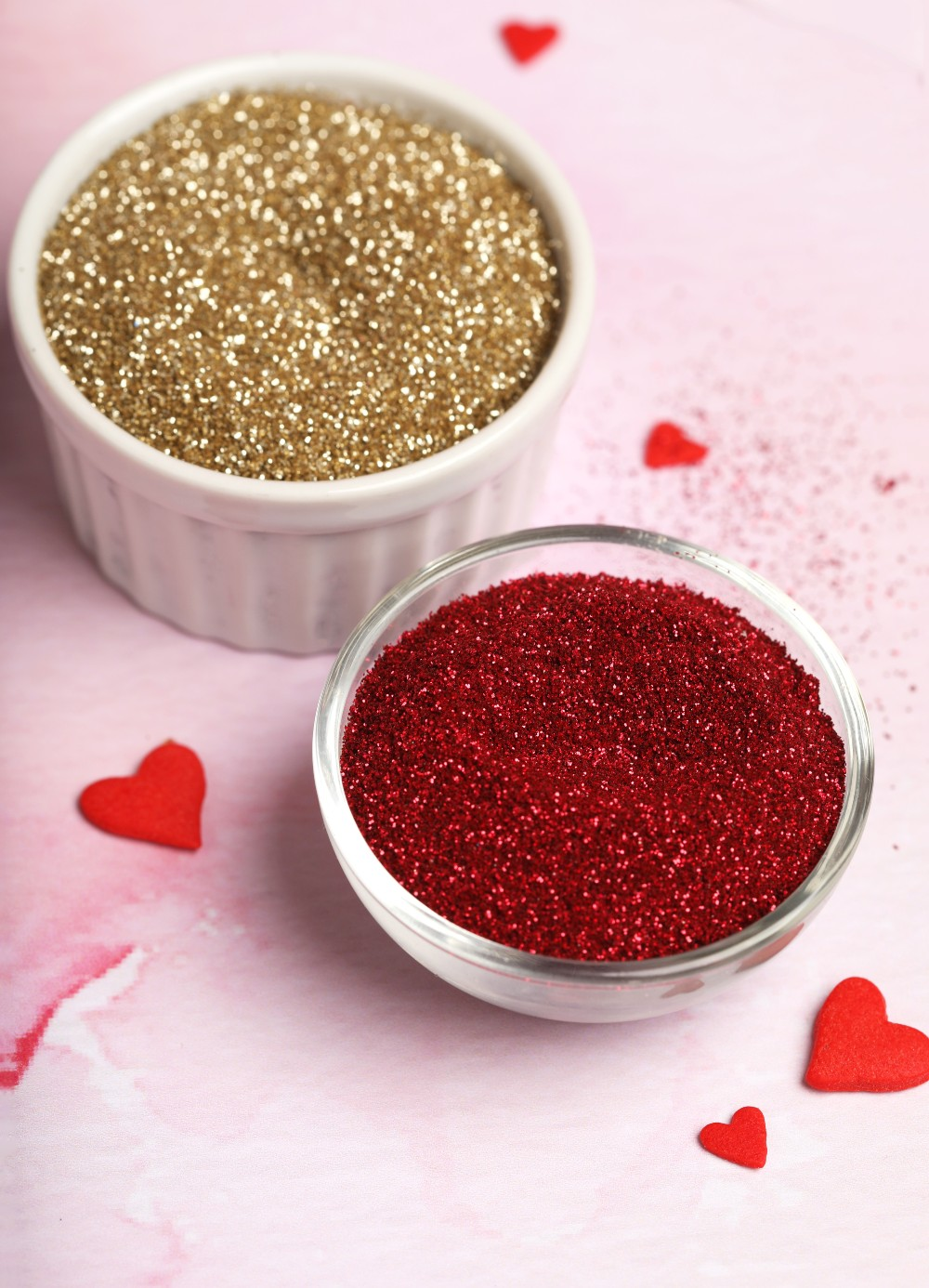 heartfelt collection biodegradable glitters | bramble berry