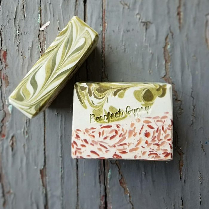 wold rose soap