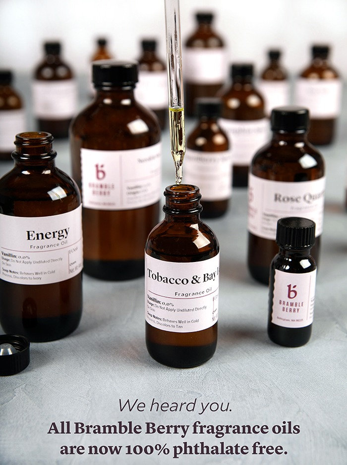 phthalate free fragrances