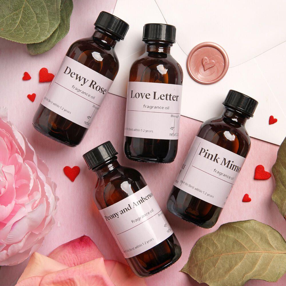 heartfelt fragrance collection | bramble berry