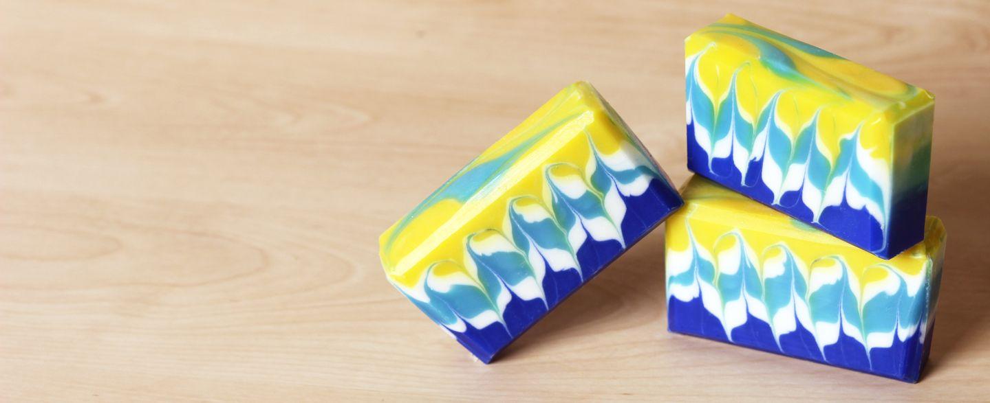 Hanger Swirl Soap