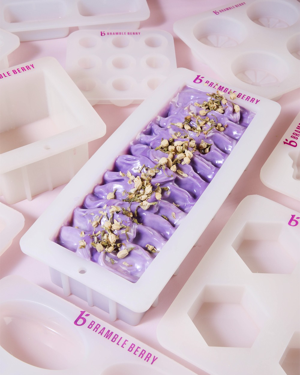 bramble berry silicone molds
