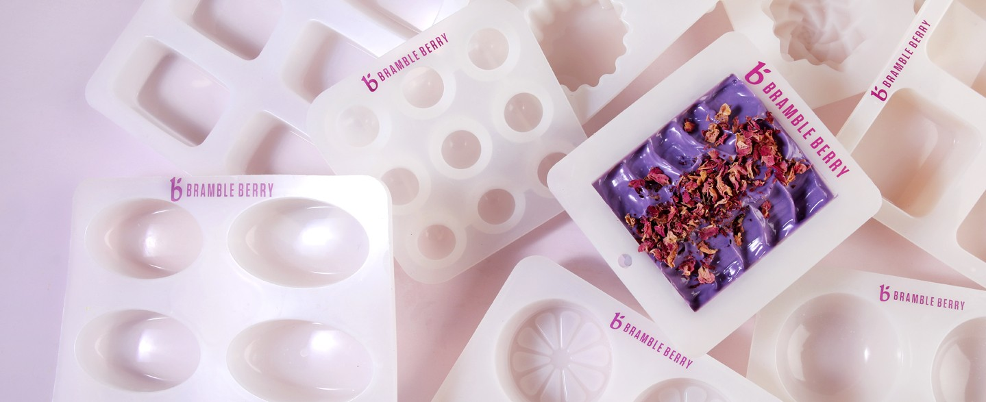 silicone molds 10 percent off during august