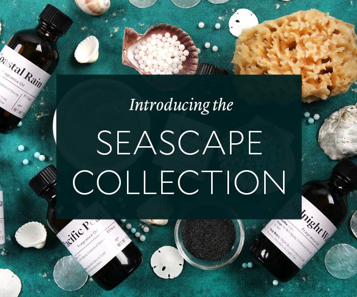 seascape collection | bramble berry