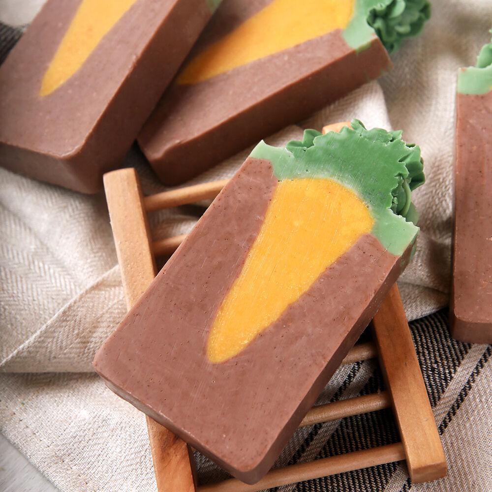 carrot soap   bramble berry