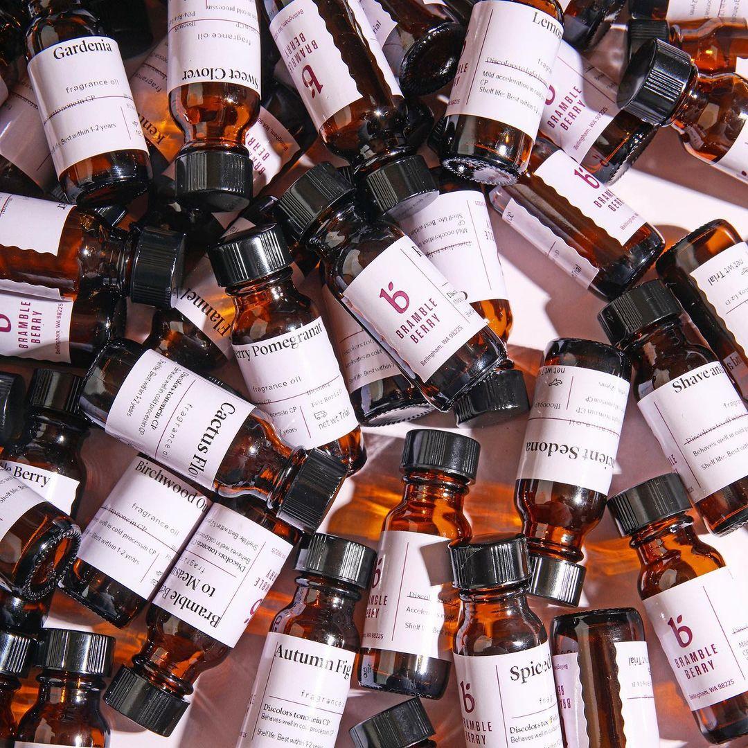 bramble berry fragrance oils