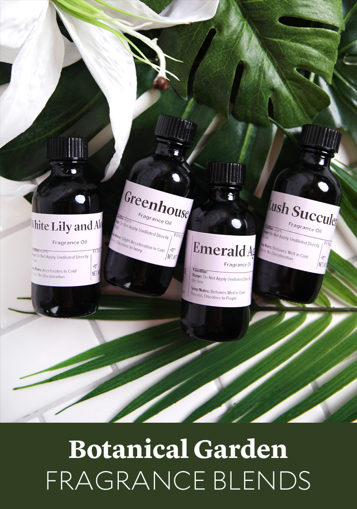 botanical garden fragrance oils | Bramble Berry