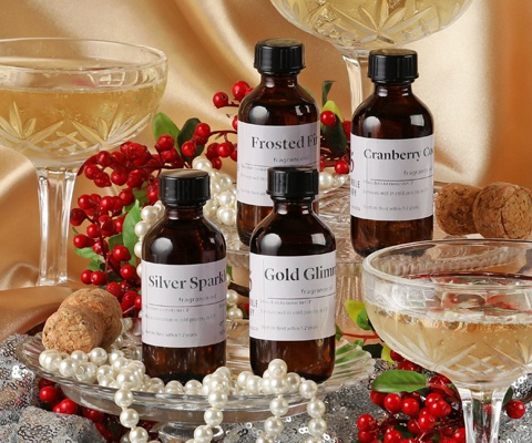 new holiday gala fragrance collection