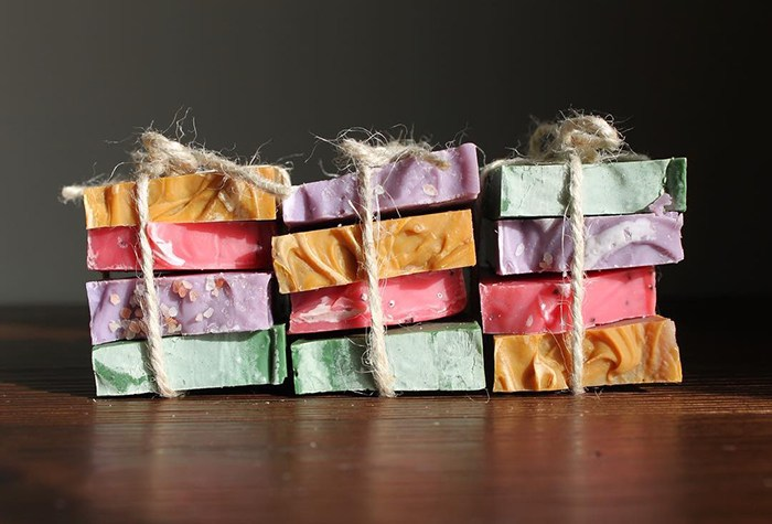 sample packs by ole traditional soap