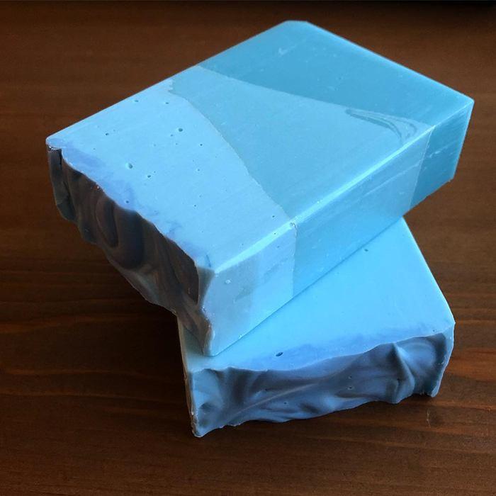glacier soap by affinity soap