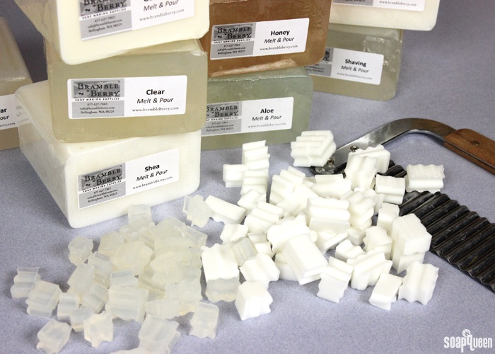 Variety of SFIC Melt and Pour Soap Bases