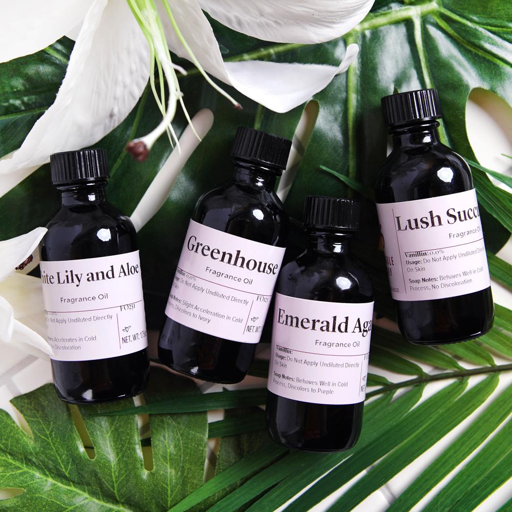 botanical garden fragrance oils from bramble berry