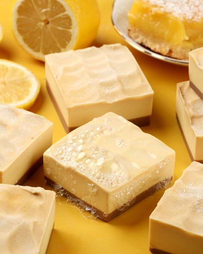 Lemon Bar Soap Project | Bramble Berry