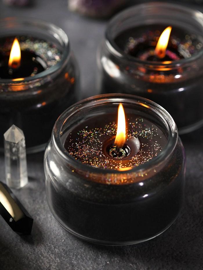 Midnight Magic Candles   Bramble Berry