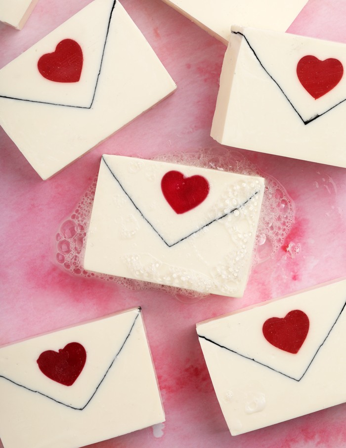 Love Letter Soap Project | Bramble Berry